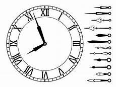 Malvorlage Uhr Ohne Zeiger Uhr Mit Zeiger R 246 Mische Zahlen R 246 Mische Zahlen