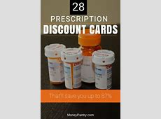 28 Best Prescription Discount Cards: Save up to 87% on