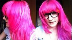 hair pink hair update pink magentaness