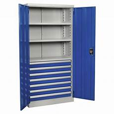 sealey industrial garage storage cabinet 7 drawer 3