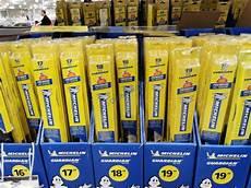 Michelin Guardian Wiper Blades Size Chart Michelin Guardian Hybrid Wiper Blade Assorted Sizes