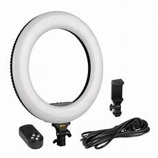 Ring Light Remote Oryon 18 Quot Ring Light With Phone Mount Remote And Bag Ikan