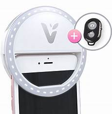 Diva Ring Light For Iphone Veemoh Camera Diva Ring Light Led Selfie Cell Phone