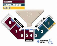 Reeves Athletic Complex Seating Chart Seating Chart 12th Man Foundation