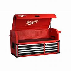 milwaukee 46 in 8 drawer top chest 48 22 8541 the home