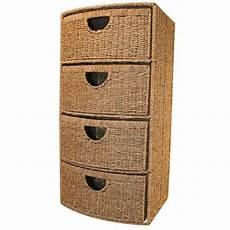 seagrass 4 drawers storage unit 4 drawer storage unit