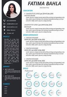 Powerpoint Designer Resume Powerpoint Cv 2019 Download