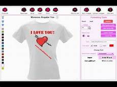 Tee Shirt Design Software Online Custom T Shirt Design Software And Application Tool
