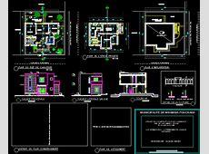 Villa B DWG Block for AutoCAD ? Designs CAD
