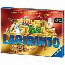 labirinto gioco da tavolo labirinto limited edition metallic foil 26647 giochi