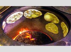 Indian Flat Bread Making in Tandoori Oven   YouTube