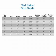 Ted Baker Shoe Size Chart Ted Baker Eamila Pure Peony Printed Jersey Tee Zappos