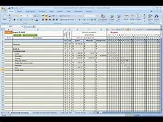 Construction Excel Templates Free Construction Cost To Complete Using Excel Youtube