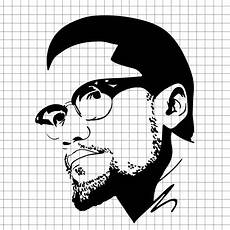 Malcolm X Designs Malcolm X Svg For Cricut African American By Digital4u On
