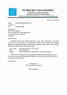 8 contoh surat undangan acara resmi lengkap