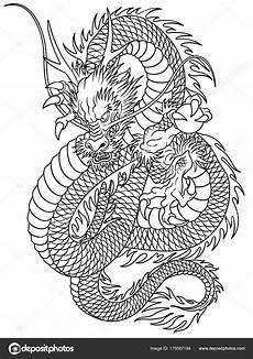 japanese style illustration designed