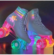 Roller Skates With Lights In Wheels Shoes Lights Skater Girl Roller Skates Rollerblade