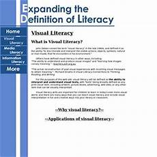 Visual Literacy Definitions Visual Literacies For Young Children Pearltrees