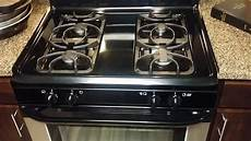 How To Light Electric Stove Frigidaire Oven Not Working But Stove Top Is Youtube