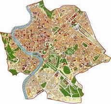 www di roma it mappa di roma capitale