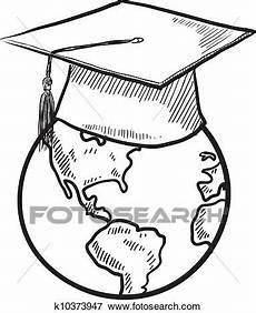 global education vector clip k10373947 fotosearch