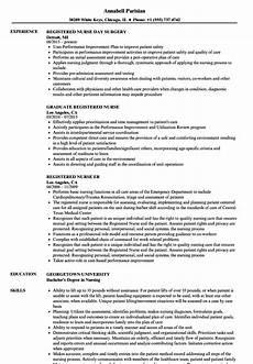 Cardiac Nurse Resume Registered Nurse Cardiovascular Icu Cv June 2020