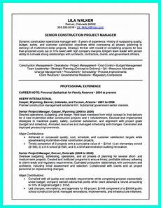 Project Manager Construction Resume Cool Construction Project Manager Resume To Get Applied