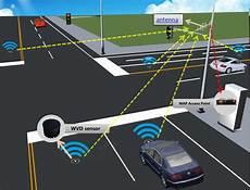 Sensor Based Traffic Light System Traffic Light Sensor For Vehicle Detection Traffic
