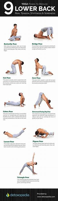 Lower Back Stretches Chart Hip Stretches Help Ensure Your Body Stays Functional