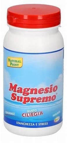 magnesio supremo e diabete magnesio supremo quando assumerlo posologia e cure