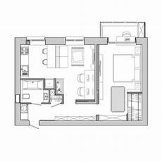 Bachelor Apartment Floor Plan Apartment Designs For A Small Family And A