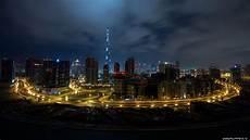 Dubai Night Lights Dubai Wallpapers And Photos 4k Full Hd Everes Hill