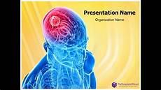 Brain Ppt Templates Brain Cancer Powerpoint Presentation Template