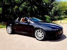 used 2008 alfa romeo spider 2 2 jts limited edition 2dr