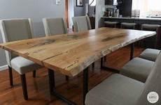 diy live edge wood dining table 8 diy huntress in 2020