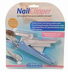 Lighted Baby Nail Clippers Amazon Com Lighted Nail Clipper With Powerful Magnifier