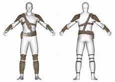 Fallout New Vegas Light Armour Leather Armor Fallout 4 The Vault Fallout Wiki