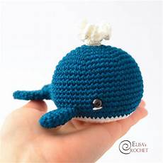 blue whale free crochet pattern by crochet whale