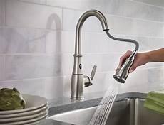 Moen Motionsense Kitchen Faucet Moen Motionsense Free Faucet Review Mr Gadget