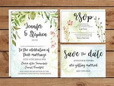Invitation Front Page Design Bohemian Wedding Invitations Wedding Invitations Ireland