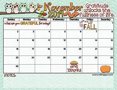 November Calendar Decorations November 2014 Calendar Is Here Inkhappi