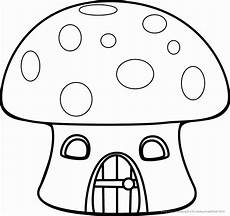 Malvorlagen Herbst Pilze Pilze Bilder Zum Ausmalen Carsmalvorlage Store