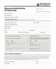 Blank 3rd Party Authorization Form Free 42 Blank Authorization Forms In Pdf Excel Ms Word