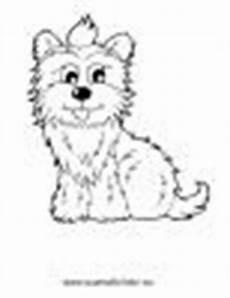 ausmalbilder pudel hunde malvorlagen