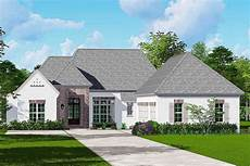 Home Design Story Coins 4 Bedroom Single Story European House Plan 510049wdy