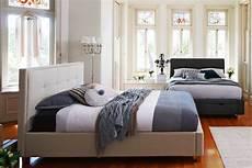 halo bed frame with storage beige domayne