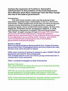 Essay About Great Depression Essay About The Great Depression Great Depression Essays