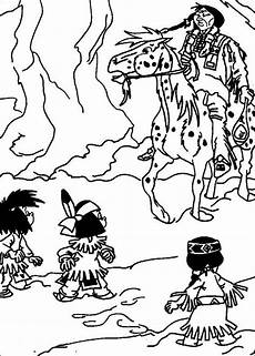 Yakari Malvorlagen Quotes Yakari Viewing Chieftains Coloring Picture For Yakari