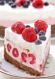 no bake chocolate raspberry dessert cakescottage