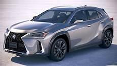 Lexus 2019 Models by Lexus Ux 2019 Model Turbosquid 1281780